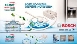 FLOJET - BOSCH Buzdolabı Su Pompası Bottled Water Dispensing System
