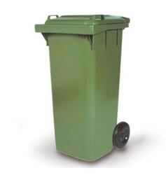 - 120 Litrelik Plastik Çöp Konteyneri