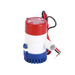 KEMOS - Bilge Pump 360 GPH 24 Volt Sintine Pompası Rule Pump