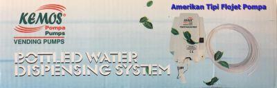 Çift Şamandıralı Flojet Buzdolabı Su Pompası Dual İnlet Flojet Bottled Water Dispensing System
