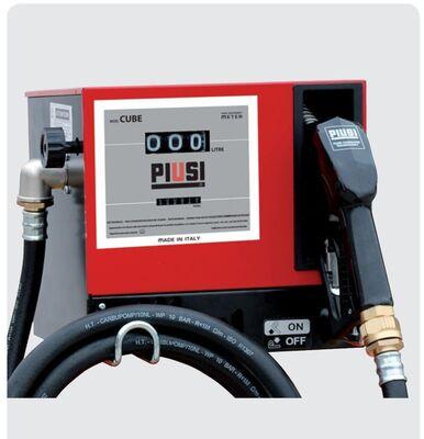 CUBE 90 Mazot Pompası 220V (Yüksek Verimli)