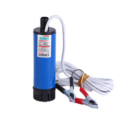 Kemos - Dicle Plastik Dalgıç Mazot Aktarma Pompası 12 Volt Pump
