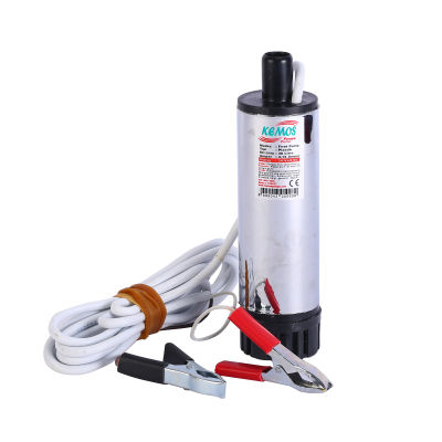 Fırat 24 Volt Krom Dalgıç Tipi Sıvı Aktarma Pompası