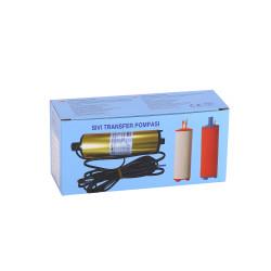 Fırat Plastik 24 Volt Mazot ve Su Aktarma Pompası - Thumbnail