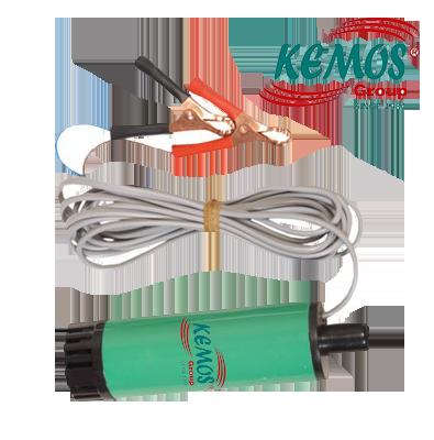 Fırat Plastik 24 Volt Mazot ve Su Aktarma Pompası