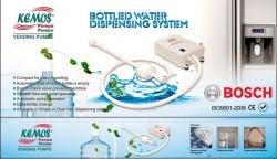 FLOJET - BOSCH Buzdolabı Su Pompası Bottled Water Dispensing System Flojet