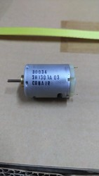 - Johnson Electric 24 Volt DC Motor (Fırçalı Motor)