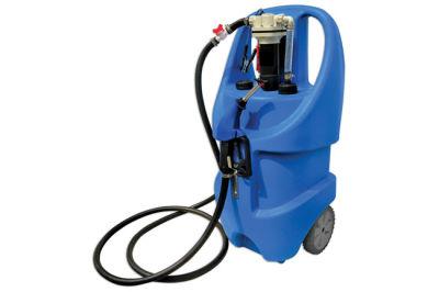 Dezenfektan Tankı ve Kimyasal Sıvı Transfer Pompası 12 Volt Dc Pump set