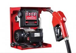 MRT - KM-1224BT 220 Volt Otomatik Tabancalı Mazot ve Sıvı Aktarma Pompa Seti