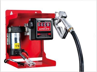 KM-1224BTF 24 Volt Mazot ve Sıvı Aktarma Pompa Seti