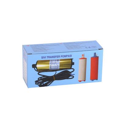 Rich Multi Plastik Pompa 12 volt Mazot Pompası