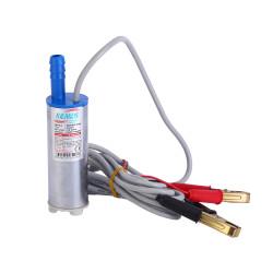 KEMOS - Rich 12 Volt Krom Dalgıç Tipi Sıvı Aktarma Pompası