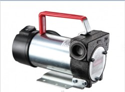 Mazot Transfer Pompası Çarklı Sistem 24 VDC dk/70 litre Mrt Kemos pompa - Thumbnail