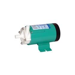 SLR - MD 40 Manyetik Pompa Asidik bazik ve alkol türevi kimyevi maddeler için uygun 220v ile çalışan manyetik pompa.