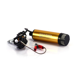 Meriç 24 Volt Alüminyum Dalgıç Tipi Sıvı Aktarma Pompası(Filtreli) - Thumbnail
