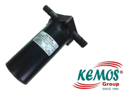 KEMOS - Volga Power 140 Watt Vakumlu 24 Volt VDC Sıvı Aktarma Pompası