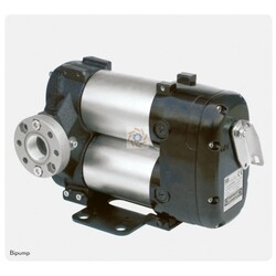 PİUSİ - Piusi Bi pump 24V 85LT/Dk Çift motorlu Mazot Ve Yağ Transfer Pompası