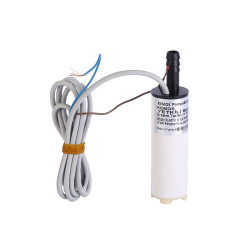 Vending 12 Volt Plastik Dalgıç Tipi Otomat Pompası - Thumbnail