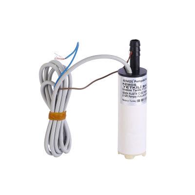 Vending 12 Volt Plastik Dalgıç Tipi Otomat Pompası