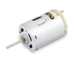 - RS-385 28 mm 12 Volt DC Motor (Fırçalı Motor)