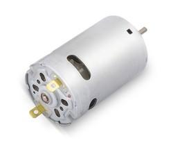 RS-555 36 mm 12 Volt DC Motor (Fırçalı Motor) - Thumbnail
