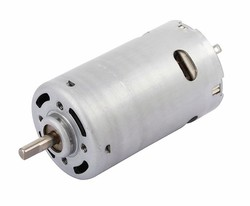 RS-997 52 mm 24 Volt DC Motor (Fırçalı Motor) - Thumbnail