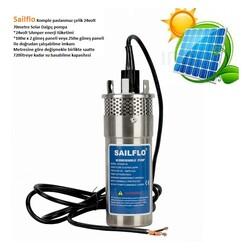 SLR - Sailflo 24volt 70Metre Paslanmaz Çelik Solar Dalgıç Pompa