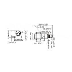 Sailflo 24volt Makarator Pompası Macarator - Thumbnail