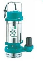 TYF - QDX3-20-0.55S Şamandıralı Paslanmaz Çelik Gövdeli Temiz Su Dalgıç Pompası
