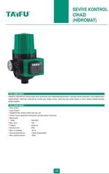 Seviye Kontrol cihazi (Hidromat) T26 - Thumbnail