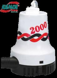Sintine 2000 12 Volt pump TMC Tipi - Thumbnail