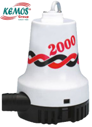 Sintine 2000 12 Volt pump - Thumbnail