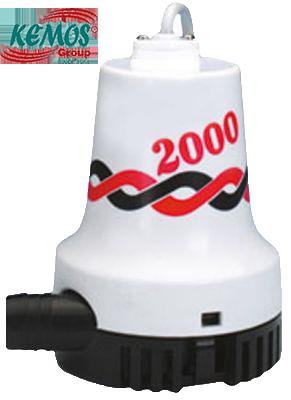 Sintine 2000 Pompa 24 Volt TMC Tipi