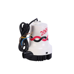 KEMOS - Sintine 2000 Pompa 24 Volt TMC Tipi