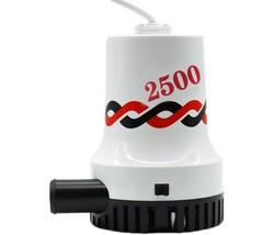 KSA - Sintine Pompası 2500 GPH 24 Volt kemos tmc tipi sintine pompasi 2500
