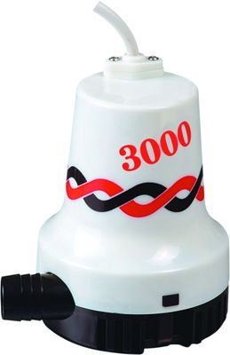 Sintine Pompası 3000 GPH 24 Volt kemos tmc tipi sintine 3000