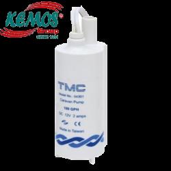 TMC 12 Volt Plastik Dalgıç Tipi Otomat Pompası - Thumbnail