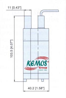 TMC Vending Pompası 12 Volt VDC Ootamat Pompasi