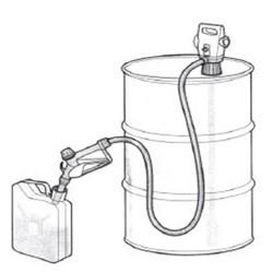 Varil Pompası 220 Volt KE-EDP20A - Thumbnail